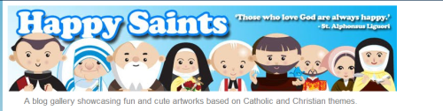 happy saints